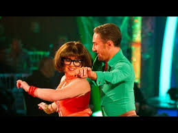 Disco inferno's producers claimed an investor withdrew after harmer had quit to take part in the bbc contest. Dani Harmer Vincent Cha Cha To Scooby Doo Theme Strictly Come Dancing 2012 Bbc One Youtube