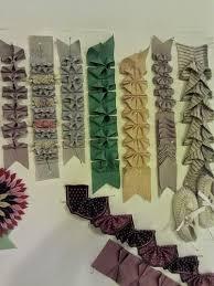 Olderrose Ribbon Folding Cq Ribbonwork Silk Ribbon