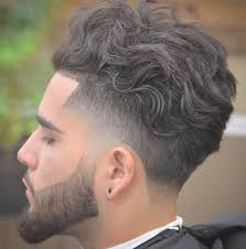 Fashion Curly Hair Fade Likable The Best Haircuts Hairstyles For