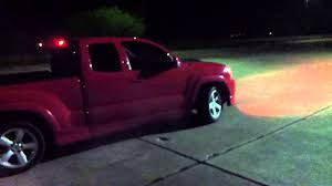 Toyota tacoma xrunner .. just with HPS performance - YouTube