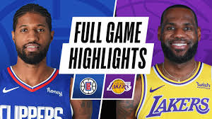 CLIPPERS at LAKERS | FULL GAME HIGHLIGHTS | December 22, 2020 - The Global  Herald