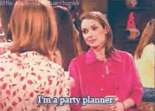 Party Planner Gifs Tenor