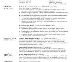 Social Work Cover Letter Examples Best Of Job Resume Sample