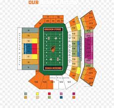 Tu Football Stadium Seating Chart Football Background Png Download 650 841 Free