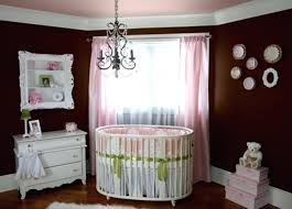 Brown And Green Nursery Ideas Brown Colored Wall Elegant Chandelier