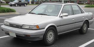 File:2nd Toyota Camry.jpg - Wikimedia Commons