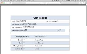 Cash Recepit How To Write A Petty Cash Receipt Form YouTube Cash Receipt 10