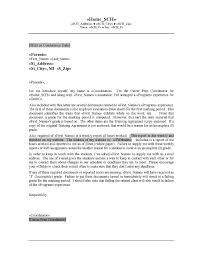 Parent Letter From Teacher Levelings