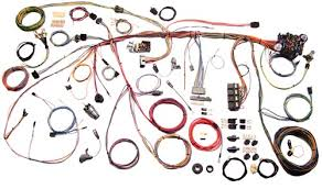 classic mustang wiring harnesses free shipping $100 american 1965 ford mustang complete wiring harness at 1965 Mustang Painless Wiring Harness