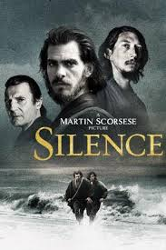 Image result for silence movie images