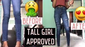 Make Pants How To Make Any Pants Longer Very Easy