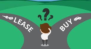 Car Buy Or Lease Green White Blog