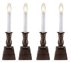 gki bethlehem lighting luminara. bethlehem lights set of 4 battery op. window candles - page 1 \u2014 qvc.com gki lighting luminara t