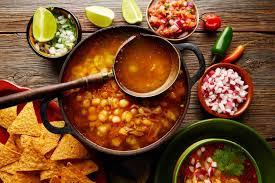 traditional mexican foods. Interesting Foods Pozole Is The Most Popular Dish Presented On Every Mexican Table  16th Of September Celebration It Mainly A Hearty Stew Made With Maize Corn  Throughout Traditional Foods