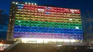Risultati immagini per tel aviv gay pride 2017