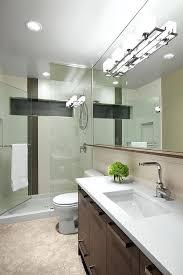 built in bathroom ceiling lights light fixtures with fan