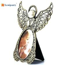 angel photo frames wings metal vintage picture creative gifts for photos x free angel photo frames