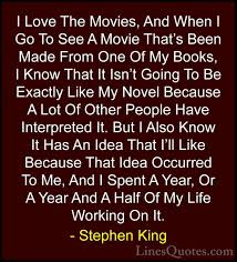 Stephen King Quotes On Love Inspiration Stephen King Quotes And Sayings With Images LinesQuotes