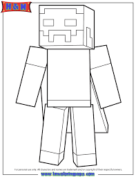 Small Picture Minecraft Enderman Coloring Pages GetColoringPagescom