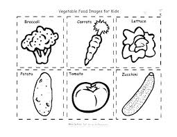 Coloring Pages Of Vegetables