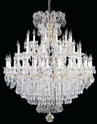 crystal trimmed chandeer chandeers gallery fancy swarovski chandelier spectra parts chande