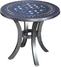 small round patio side table shelby knox