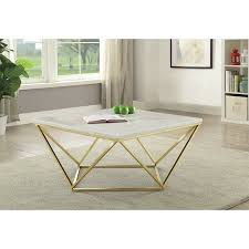 faux marble coffee table marble coffee
