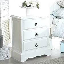 white bedside table bedside tables surprising inspiration white bedside table tables with drawers white bedside table