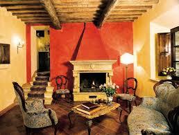 tuscan living room ideas grey cotton sectional sofa cream fabric area carpet brown fabric sofa round