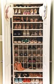 Shoe Organizer Ideas Inexpensive Shoe Storage Ideas Idi Design