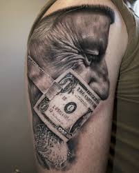 Money Mouth By At Fabiofontinelle At At Bayinktattoo In San Diego