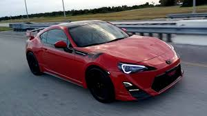2015 Scion FR-S TRD Custom Live Action View - YouTube