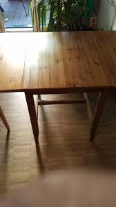 Ikea Holztisch