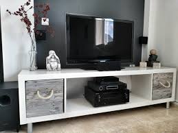 diy tv stands that are fun and easy to