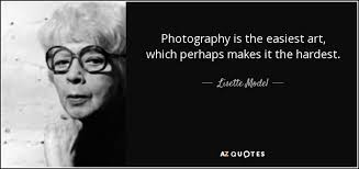 TOP 40 QUOTES BY LISETTE MODEL AZ Quotes Enchanting Model Quotes