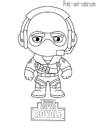 Fresh Fortnite Coloring Pages Beef Boss Colouring Wallpaperzenorg