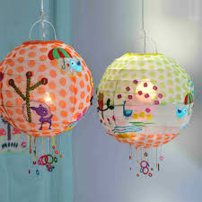 Rice Paper Lamps Where Happy Kids Are Sleeping Lampen