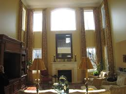 Large Living Room Window Treatment Window Treatment Living Room Brown Standing Big Clock White