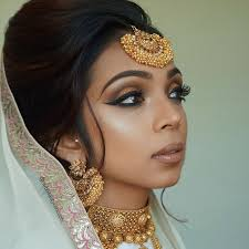 indian bridal makeup bridal makeup indian bridal hair bridal hair messy up