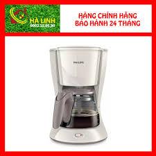 Máy pha cà phê Philips HD7447, Công suất 1000W, kiểu dáng hiện đại, phù hợp quán  cafe nhỏ và gia đình chính hãng 990,000đ