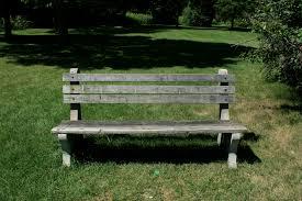 Park Bench Free Stock Photo - Public Domain Pictures