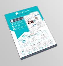 Design Flyer App Entry 37 By Emmafoo For Flyer Design For A Shopping App