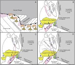 Age Distribution And Style Of Deformation In Alaska North
