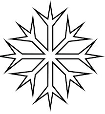 Snowflakes Printable Coloring Pages Snowflake With Of 18 ...