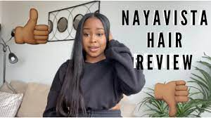 naya vista hair review the only clip