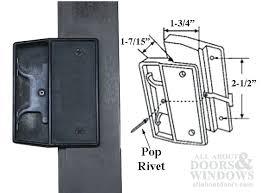 locks for sliding screen door non handed latch pull for sliding screen door black whitco sliding