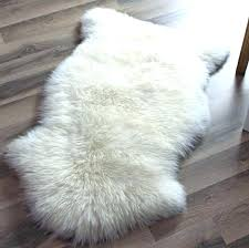 faux fur area rug target carpet review rugs stylish ivory sheepskin nursery bath hot pink black furry