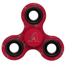Three-way Arizona Fidget Spinner Logo Diamondbacks