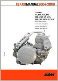 2018 ktm owners manual. unique owners 20042009 ktm 250 300 sx sxs mxc exc exce exc sixdays repair manual  download for 2018 ktm owners manual o