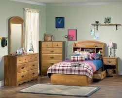 South Shore Prairie Bookcase Headboard Pine Walmart